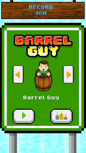 Barrel Guy