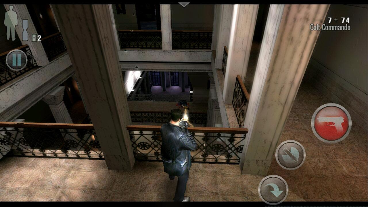 Max Payne Mobile Screenshot 4