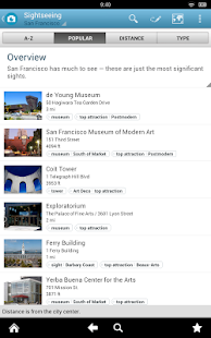 San Francisco Travel Guide- screenshot thumbnail