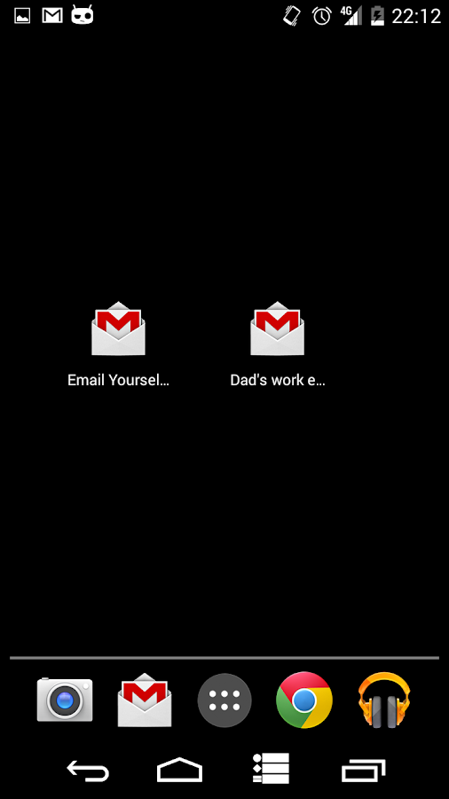 Email Yourself Old- screenshot