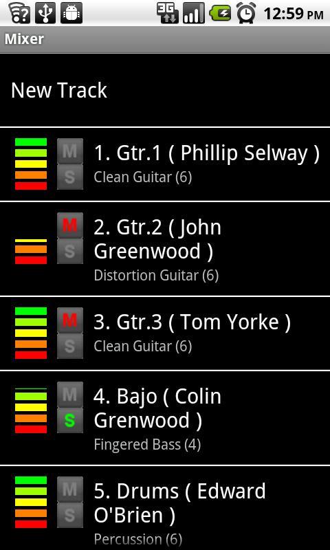 Guitar Partner Lite- screenshot