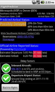 FlightPredictor - screenshot thumbnail