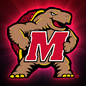 Maryland Terrapins Live Clock