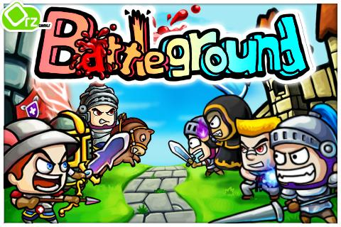 Battleground - screenshot