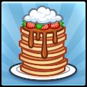 Pancakes!!! Forever logo