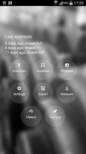 BB Workout Log & Tracker- screenshot thumbnail