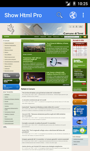 Show HTML Pro