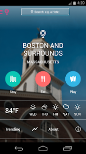 Boston City Guide - Gogobot - screenshot thumbnail
