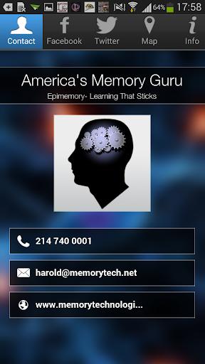 America's Memory Guru