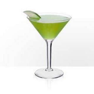 Smirnoff Green Apple Martini.