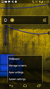 Arctic Yellow CM11 AOKP Theme - screenshot thumbnail