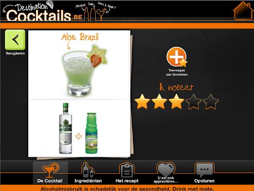 Destination Cocktails Belgique 1.0.1 screenshots 6