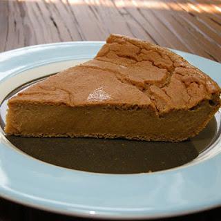 Happy Herbivore Crustless Pumpkin Pie.