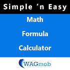 Math Formula Calculator icon