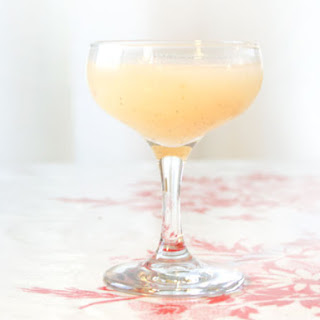 Roasted Pear Cocktail