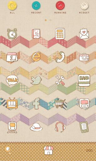 免費下載個人化APP|zigzag Dodol launcher theme app開箱文|APP開箱王