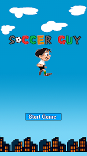 Soccer Guy - Kick it- screenshot thumbnail