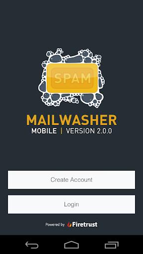 MailWasher Mobile Anti Spam