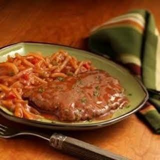 Saucy Steak Recipes.