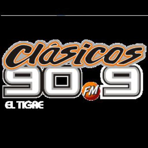 CLASICOS 90.9 FM LOGO-APP點子