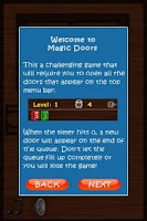 Screenshot of Magic Doors Adventure