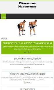 免費下載健康APP|Fitness con mancuernas app開箱文|APP開箱王