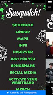 Sasquatch! Festival 2014 - screenshot thumbnail