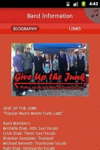 Give Up the Junk - screenshot thumbnail