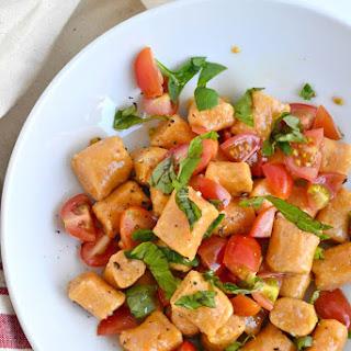 Grain Free Sweet Potato Gnocchi