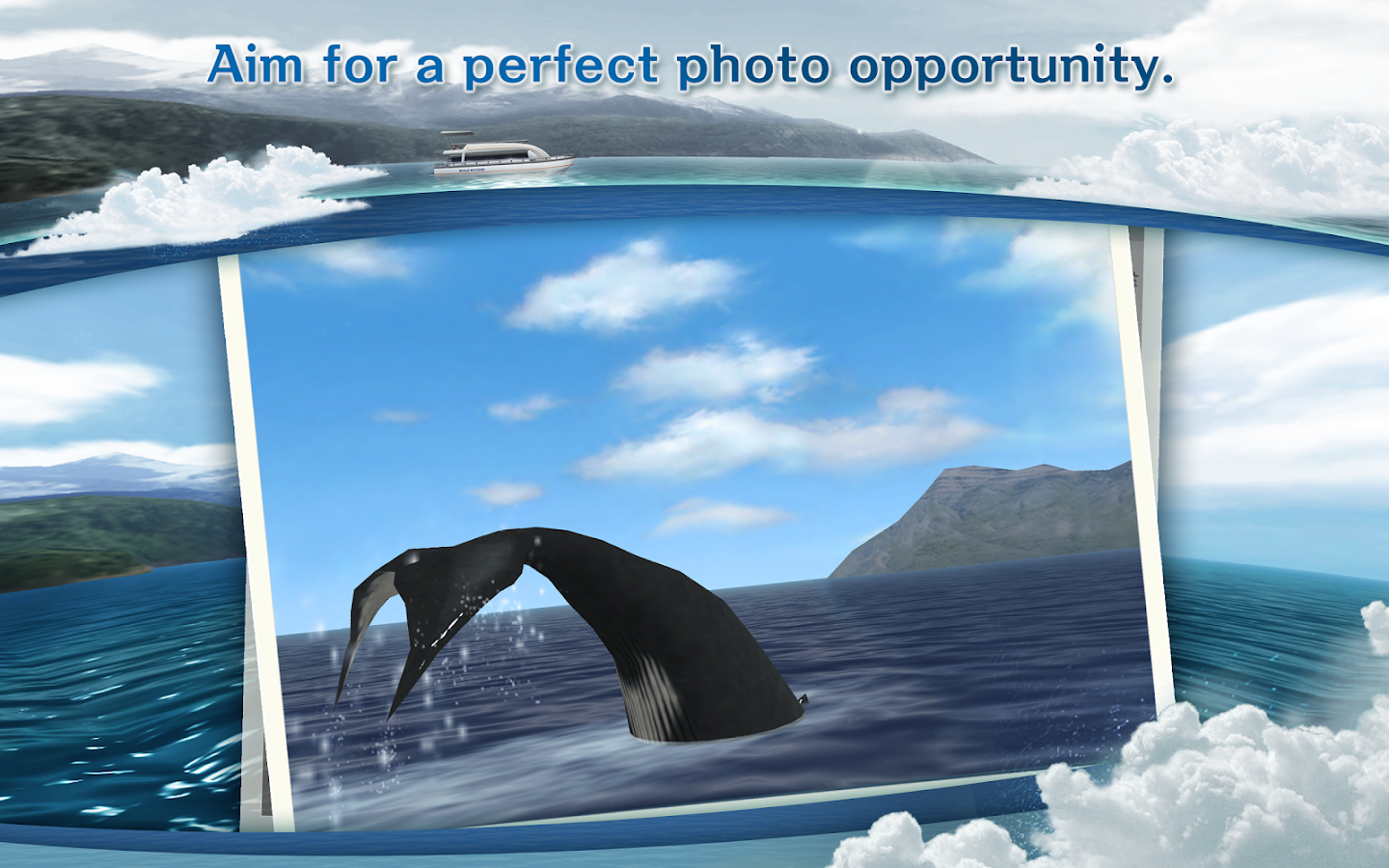 REAL WHALES - screenshot