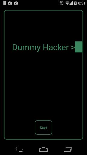 Dummy Hacker