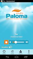 Screenshot of Radio Paloma - 100% Schlager