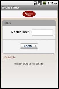Steuben Trust Mobile Banking - screenshot thumbnail