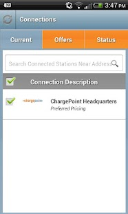 ChargePoint: Find EV Charging - screenshot thumbnail
