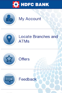 HDFC Bank MobileBanking - screenshot thumbnail