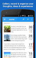 Screenshot of Day Journal: Personal Diary