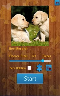Dogs Jigsaw Puzzles - screenshot thumbnail