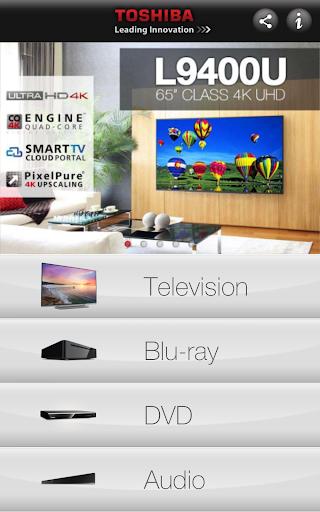 Toshiba AV Product Guide