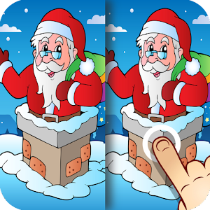 Christmas Find the Difference for PC and MAC