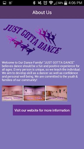 【免費商業App】Just Gotta Dance-APP點子