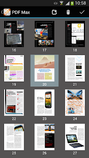 The PDF Expert for Android - screenshot thumbnail