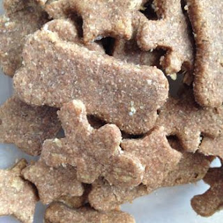 P-Nutty Dog Biscuits