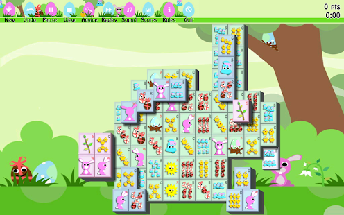 Mahjong In Poculis screenshot