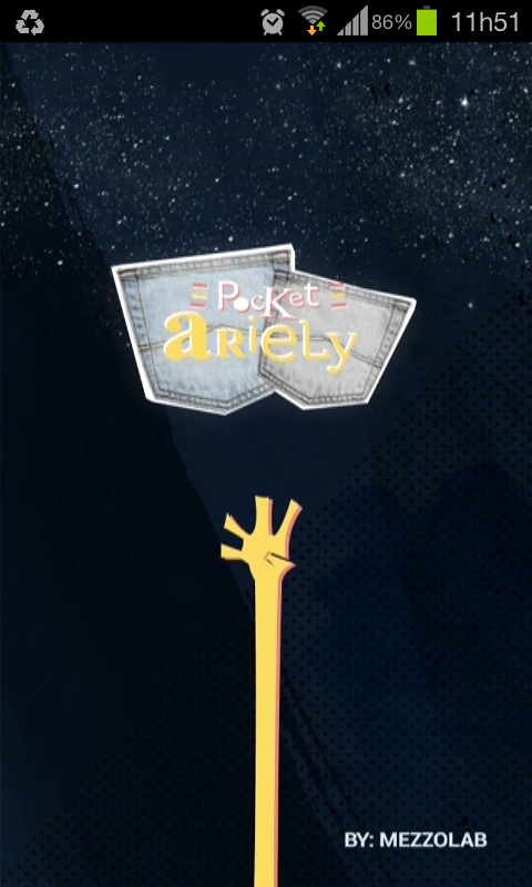 Pocket Ariely - screenshot