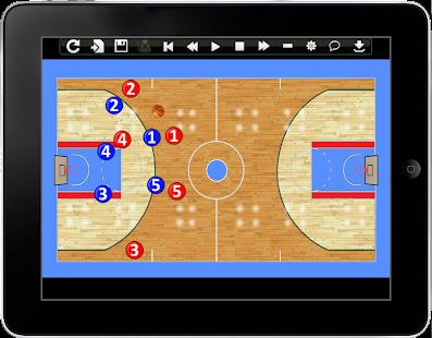 PlayDesigner Basketball Lite