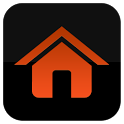 Clear Orange Theme GO Launcher icon