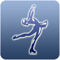 Figure Skating Player logo