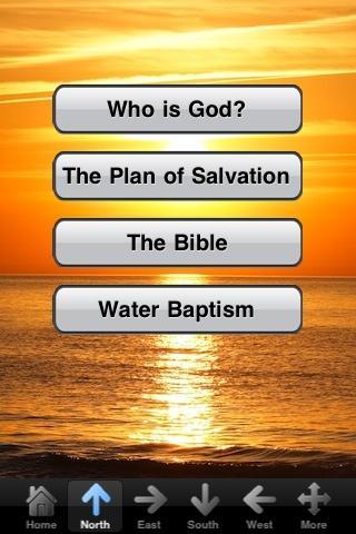 The Christian's Compass- screenshot