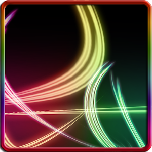 Abstract Light Lock Screen APK