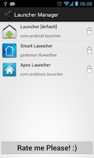 Launcher Manager 1.2 APK